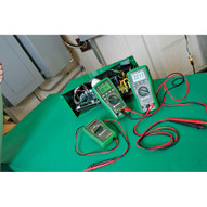 Greenlee DM-25 Catiii 600v Manual Ranging Digital Multimeter-1