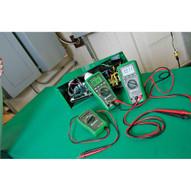 Greenlee DM-45 Catiii 600v Auto-ranging Digital Multimeter-1