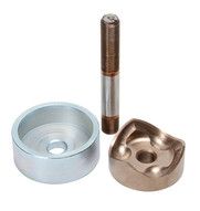 Greenlee 745H-2-1/2 Punch Unit For 2-1/2 Conduit Includes: Punch, Die & Drawstud (29452)-1