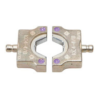 Greenlee KC4-4/0 Dies For Crimping Color-codedcopper & Aluminum Lugs & Splices*-2