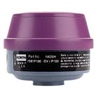 North By Honeywell 7583P100L Combination Filter P100organic Vapor/acid Gas L-2