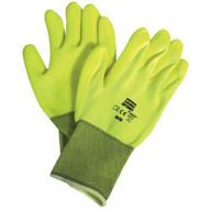 North By Honeywell NF11HVY/7S Flex-neon- Hi-viz Gloveyellow 7s (12 PR)-1