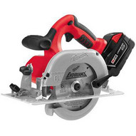 Milwaukee 0730-22 M28 Cordless Lithium-ion 6-1/2 Circular Saw Kit-1