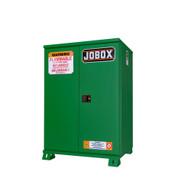 Jobox 1-850670 Safety Cabinet 12 Gallon Green-1