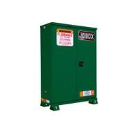 Jobox 1-854670 Safety Cabinet 30 Gallon Self Close Green-1