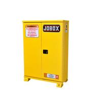 Jobox 1-854990 Safety Cabinet 30 Gallon Self Closing Yellow-1
