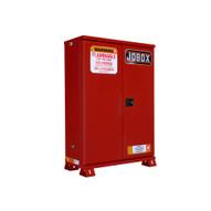 Jobox 1-857610 Safety Cabinet 45 Gallon Self Close Red-1
