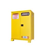 Jobox 1-859990 Safety Cabinet 90 Gallon Yellow-1