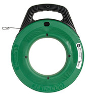 Greenlee Fts438-125bp Steel Fish Tape - 125' 1/8 (38.1 M 3.2 Mm) 3-pack (3 In A Box)-1