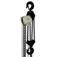 Jet 101963 S90-1000-30, 10-ton Hand Chain Hoist With 30' Lift-1