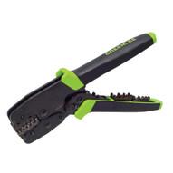Greenlee K210 Crimping Tool With 10873, 10874 & 10875 Die Sets-1