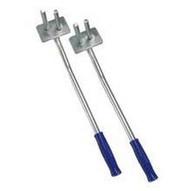 Bon Tools 11-395 Straight Tine KeyStone Wall Lifter-1