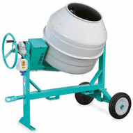 Imer Workman Multi-Mix 350 9 Cubic Electric Concrete/Cement Mixer (NON-TOWABLE)-3