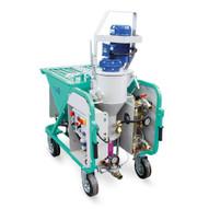 Imer KOINE 35 Mortar & Plaster Sprayer/Mixer, 220V, 1 Phase-5
