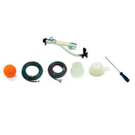 Imer 1107005 Premixed mortar / Fireproofing Koine Gun Kit for Spraying and Pumping-1