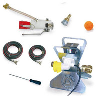 Imer 1107006 Controlled pressure Grout Kit with Limiter, Hose and gun Kit-1