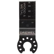 Dremel MM422 20 Mm Bi-metal Flush Cut Blade (16 EA)-1
