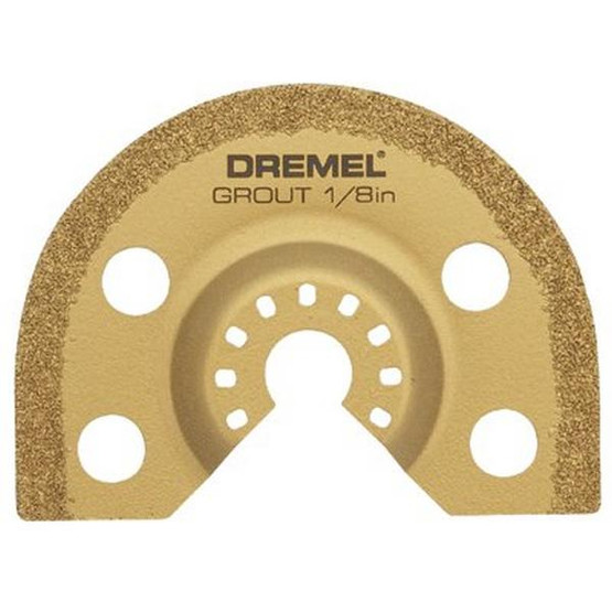 Dremel MM500 1/8 Inch Grout Removal Blade (10 EA)-1