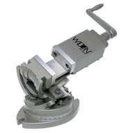 "Wilton 11803 3-axis Precision Tilting Vise 5 Jaw Width, 1-3/4"" Depth-1"
