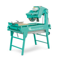 Imer Masonry MS 350 14 Brick/Block Saw 2hp 110v w/ 26 Length of Cut - 30 w/Plunge (Free Blade)-2