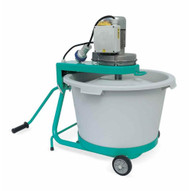 Imer Mix All 4 Cubic Foot Electric Mortar, Grout, Plaster, Mixer (Formerly Mini Mix 60)-1