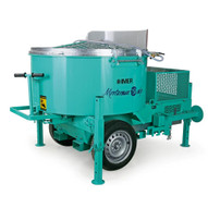 Imer MM750MBP Mortarman 750 13 HP Gas Mortar Mixer (Mini Batch Plant) 18 Cu Ft. Output-2