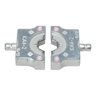 Greenlee KA4-2 Dies For Crimping Color-codedcopper & Aluminum Lugs & Splices*-3
