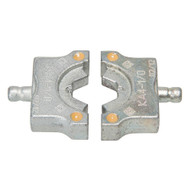 Greenlee KA4-1/0 Dies For Crimping Color-codedcopper & Aluminum Lugs & Splices*-2