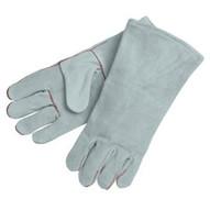 Memphis Glove 4150B 13 1pc.back Grey Welders Gloves Shoulder Le (12 PR)-1
