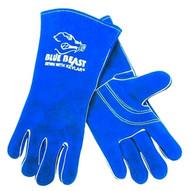 Memphis Glove 4600 13 Blue Beast Welders Gloves Reinforced (12 PR)-1