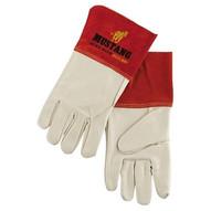 Memphis Glove 4950XL Grain Leather-gauntlet Cuff Sewn W/kevl (12 PR)-1
