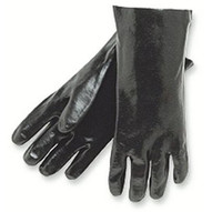 Memphis Glove 6300 14 Gauntlet Interlock Lined Smooth Fini (12 PR)-1