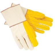 Memphis Glove 8516G 16 Oz. Golden Fleece Chore Gloves W/4-1/2 Ga (12 PR)-1