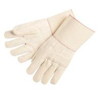 Memphis Glove 9132G Heavy Weight Hot Mill Gloves Burlap Line (12 PR)-1