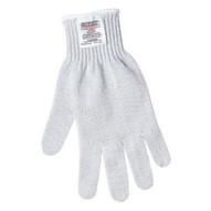 Memphis Glove 9350L Dual Ss Cut Resistant Glove Large W/nylon Wra-1