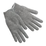 Memphis Glove 9500LM Cotton/polyester Knit Glove Natural Large (12 PR)-1