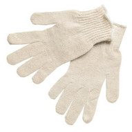 Memphis Glove 9636LM Large Cotton/polyester Natural String Knit Glove (12 PR)-1