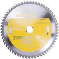 Evolution 12BLADESS 12 X 80T X 1 For Cutting Stainless Steel-1