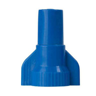 Gardner Bender 13-089 Winggard Ultra, High-leverage, Easy-on, Wing-type, Twist-on Wire Connector, Blue #14-#6 Awg; 100/bag-1