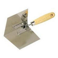 Bon Tool 13-149-B0 Angle Plow, Length:4, Width: Tapered from 5 to 4 1/2-1