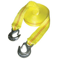 Keeper 02825 25' Tow Strap 5000lbs Max Vehicle Wt. (4 EA)-1