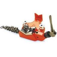 Hit Tools 14-TSCV4 Top Screw Chain Vise, Pipe Cap: 1/8-4-1