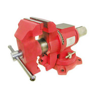 Hit Tools 14-V50SH 5 Rotary Bench Vise, 360 Deg. Swivel With Scale-1