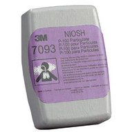 3m Personal Safety Division 7093 P100 Particulate Filterfor 5000 To 7000 Series-1