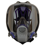 3m Personal Safety Division Full Facepiece Ff-402- Medium-1