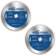 Evolution 14 X 66T X 1 Steel Blade, (2 PACK PROMO DEAL) (NORMALLY $81.95 EA)-1