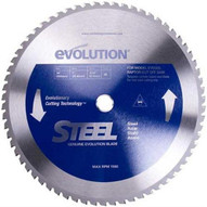 Evolution 14BLADEST 14 X 66T X 1 For Cutting Steel, Max RPM 1500-1