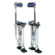 Bon Tool 15-353-B0 Adjustable Drywall Stilts 18 to 30-1