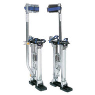 Bon Tool 15-354-B0 Adjustable Drywall Stilts 24 to 40-1