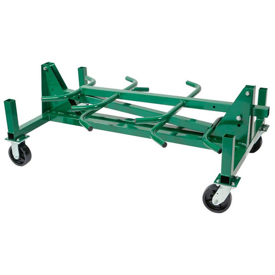 Greenlee 668 Mobile Conduit And Pipe Rack With 603 Casters-5